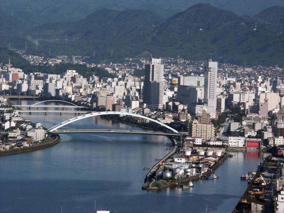 高知市内の写真